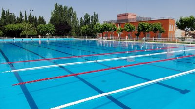 Calles natación Piscina Olímpica