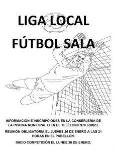 Microsoft Word - Cartel Liga Local de Fútbol Sala.docx
