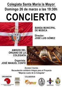 Concierto Banda-Órgano