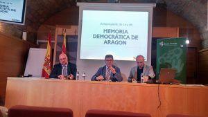 Sesión participativa anteproyecto ley Memoria Democrática