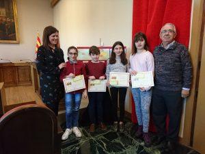 Entrega I Concurso Infantil Compromiso de Caspe 2017