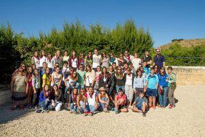 VII Encuentro de ciudades hermandadas, Caspe-Gaillac-Santa María a Vico