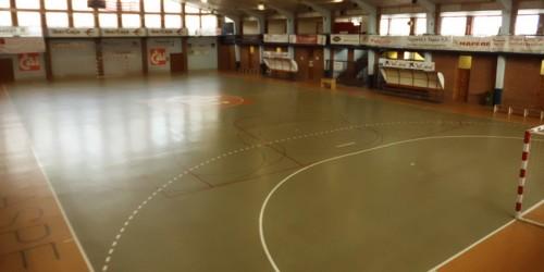 Instalaciones Deportivas Municipales Pabellón Central