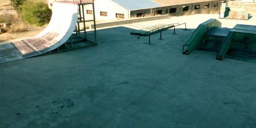Instalaciones Deportivas Municipales Skate-Park