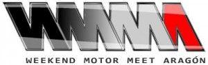 Logotipo Weekend Motor Meet Aragón