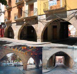 Arcos Góticos del Toril S. XIV – S. XV