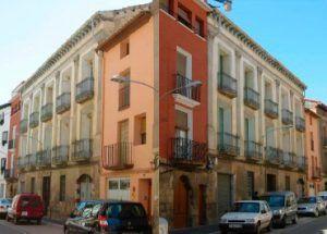 Casa Palacio de Francisco Pérez S. XIX
