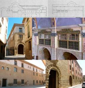 Convento de San Agustín S. XVII – XVIII
