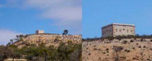 Torre de Valdemoro S. XIX