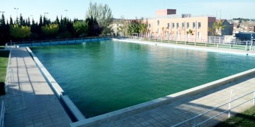 Instalaciones Deportivas Municipales Piscina Olímpica