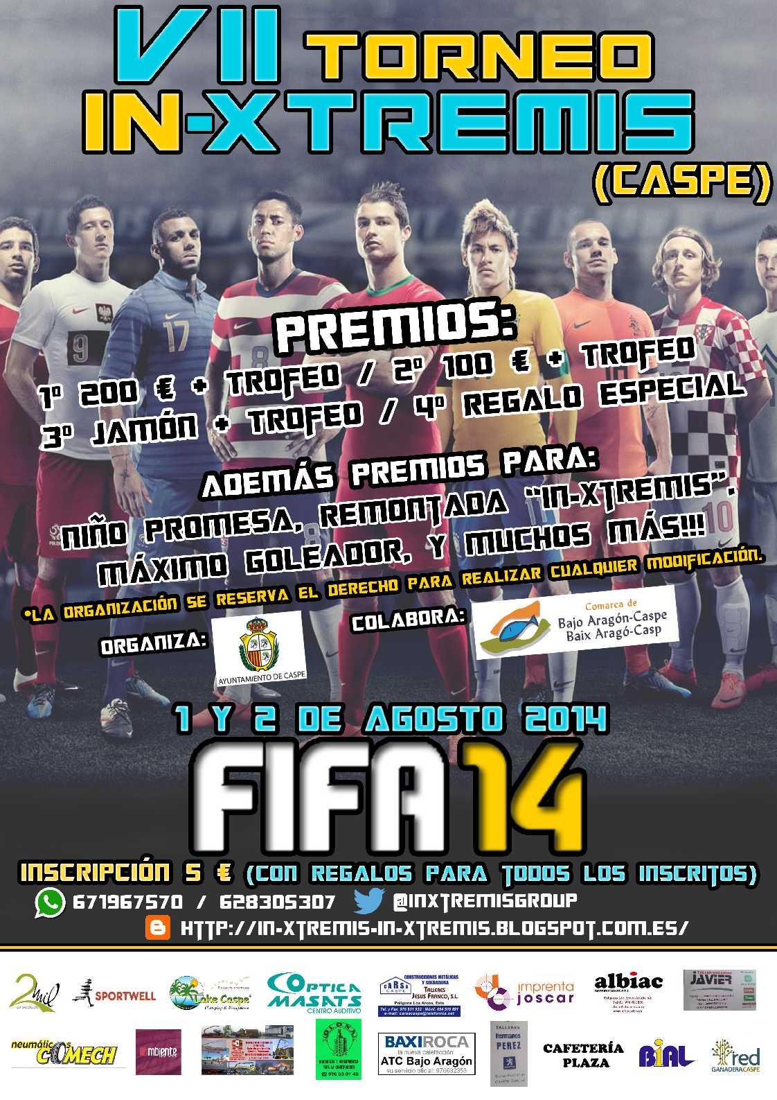 CARTEL FIFA 14
