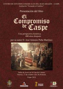 2014-10-17-Cartel-presentacion-libro-El-Compromiso-de-Caspe