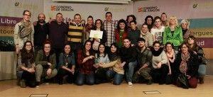 Jovenes-y-profesionales-de-JDR-en-la-entrega-del-premio