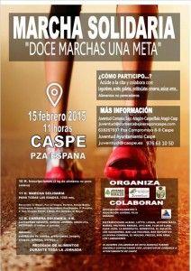 cartel Caspe