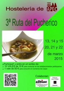 Cartel-3 RutaPucherico 2015