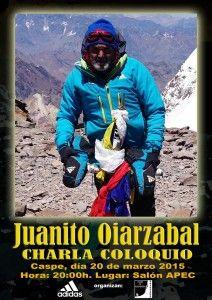 cartel_charla_juanito_oiarzabal