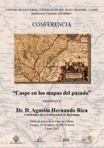 2015-06-19-Cartel-conferencia-Caspe-en-los-mapas-del-pasado