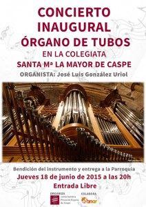 cartel_innauguración_organo_2015