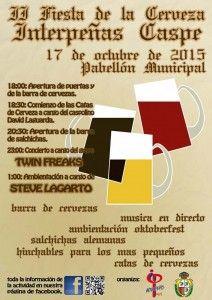 Fiesta Cerveza Cartel Reducido
