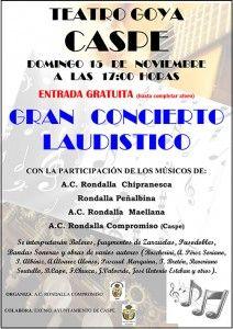 CARTEL LAUDISTICA CASPE2