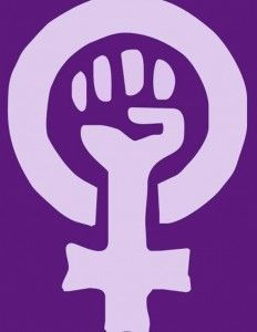 Logo Plataforma Bajo Aragón Feminista
