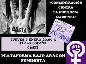 7-ENE VIOLENCIA MACHISTA