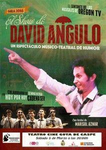 EL SHOW DE DAVID ANGULO