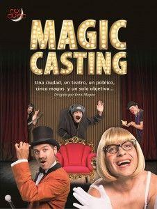 Cartel MAGIC CASTING2