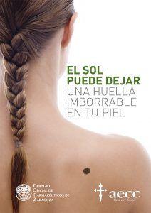 Cartel Campaña Protección Solar