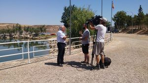 Aragón TV Objetivo Pesca Mar Aragón