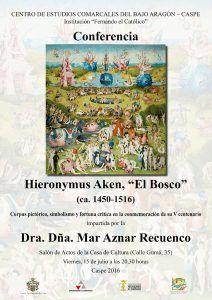 CECBAC - Conferencia 'El Bosco'