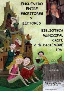 biblioteca-encuentro-escritores-ramon-acin