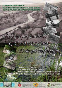cartel-exposicion-rio-guadalope-centro-aragones-tarragona