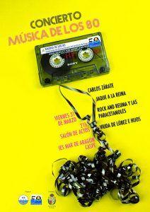 IES Concierto Música de los 80