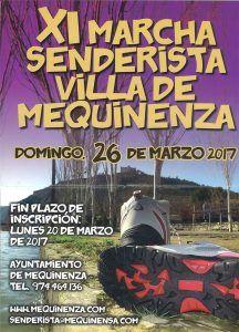 Marcha Senderista Villa Mequinenza