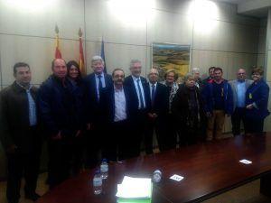 Reunión Alcalde Consejero