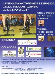 Ciclo Indoor Zumba