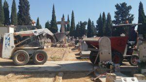 cementerio 25 julio