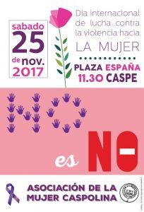 Dia internacional contra la violencia hacia la mujer 17