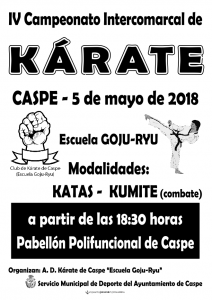 cartel karate 5-18