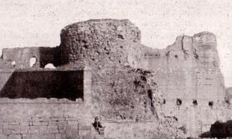 castillo ruina