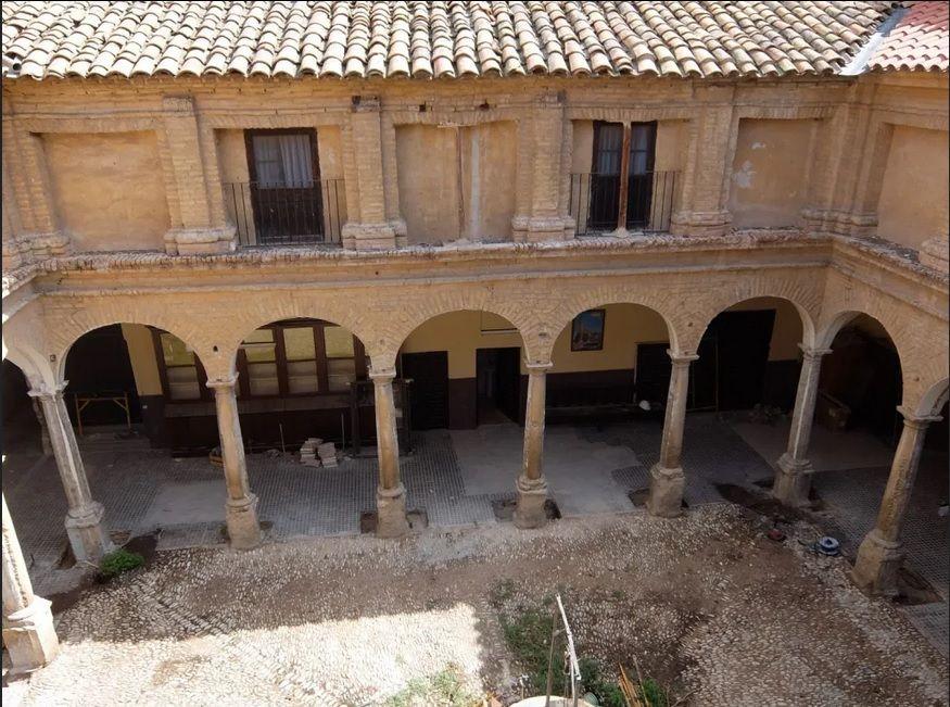 claustro san agustín
