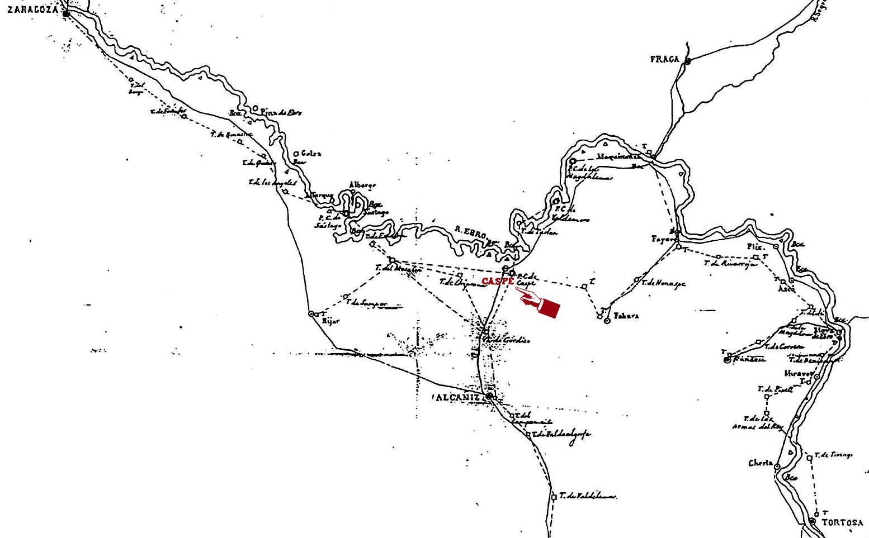 mapa torres opticas